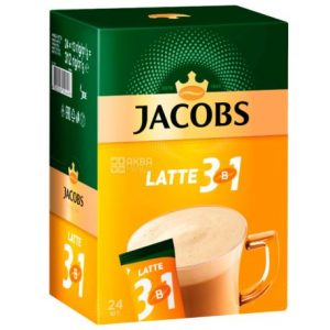 CAFEA JACOBS 3 IN 1 LATTE 12.5g