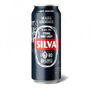 SILVA BERE NEAGRA LAGER 0.5L