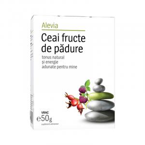 ALEVIA CEAI DE FRUCTE DE PADURE 50g